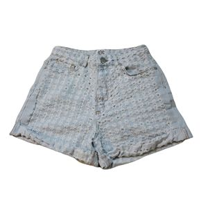BDG Urban Outfitters Mom High Rise Jean Shorts